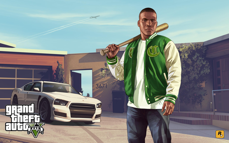 The GTA Place GTA V Artwork