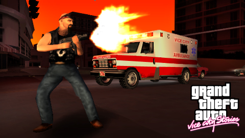 The GTA Place Vice City Stories PSP Screenshots