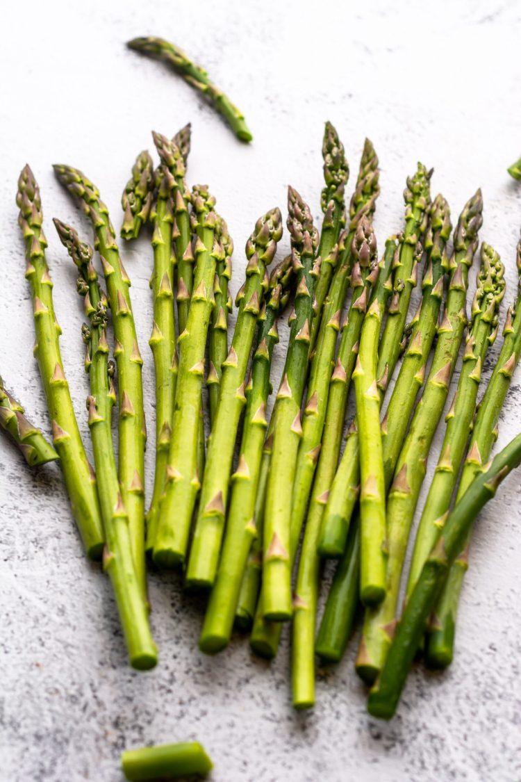 image of fresh asparagus