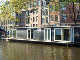 Kind Of Small Boats Passing By With People Enjoying A Leisurely Boat Ride It S The Ultimate Way To Enjoy Best Amsterdam Has Offer On Water