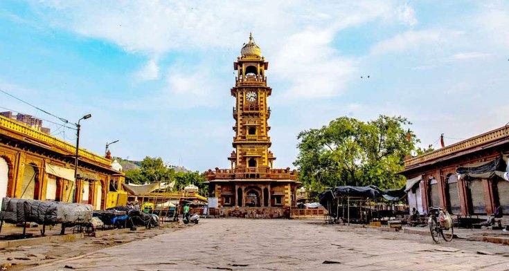Clock Tower Jodhpur (Ghanta Ghar)