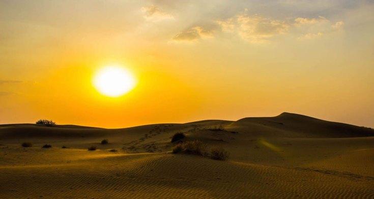 climate Jodhpur