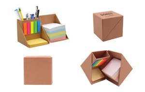 Cube Kraft Box
