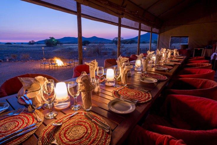 Desert Safari Dubai Dinner