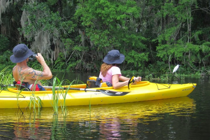 Kayak Tours Orlando