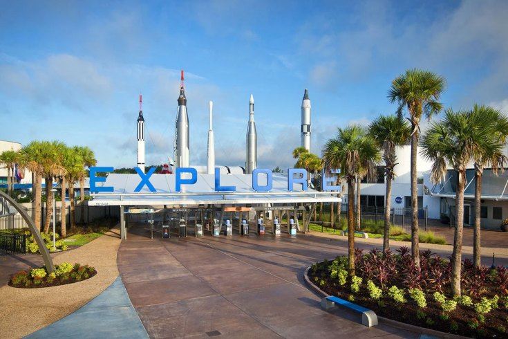 Kennedy Space Center Visitor Complex Orlando