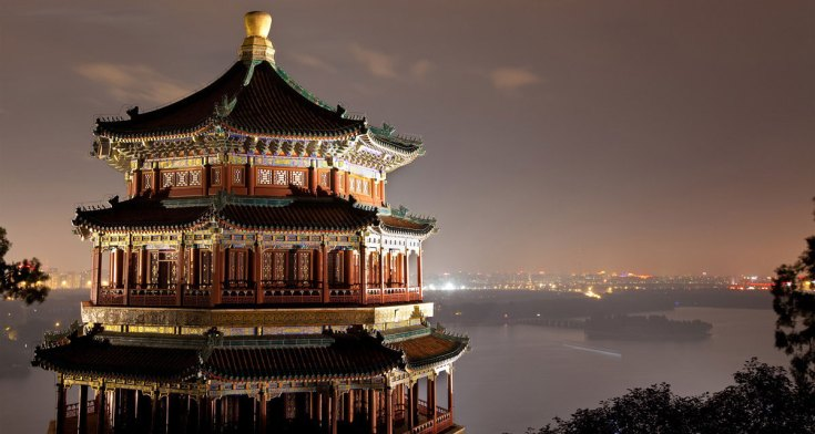 Summer Palace - China