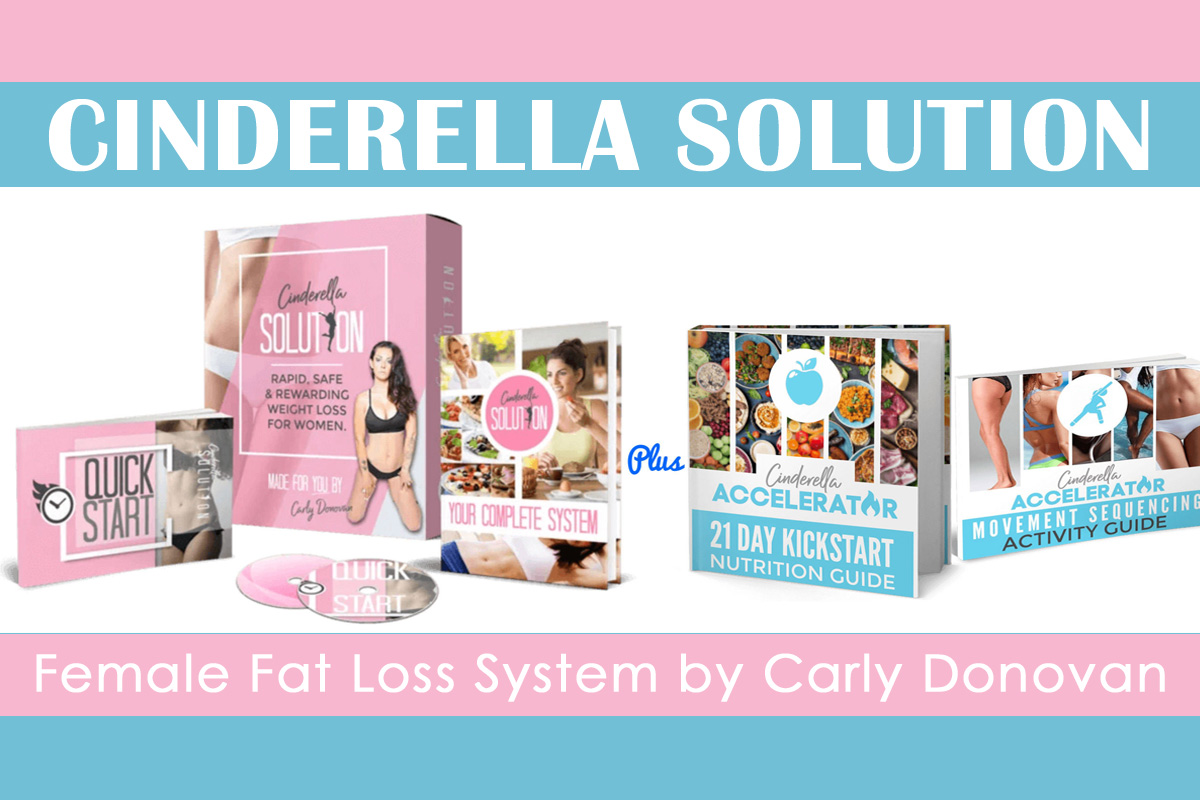Cinderella Solution  Diet Box Contains