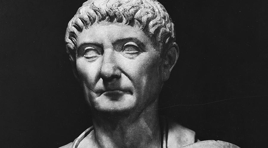 Diocletian - Roman Emperor born in Roman province Dalmatia