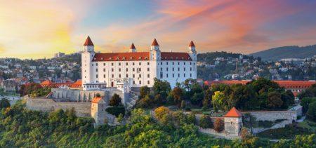 Bratislava castel
