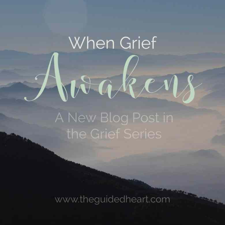 When grief becomes too much