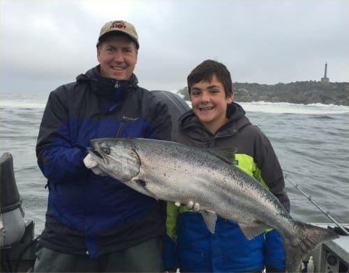 Oregon Fisheries Update May 29th – June 4th, 2015