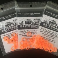 Bob's Bait Wraps Orange