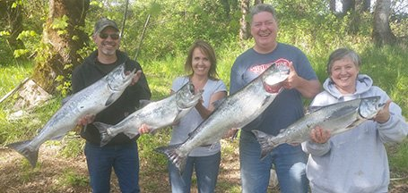 Southwest Oregon Fishing Reports for June 7, 2019