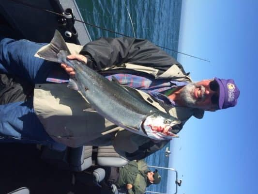 Columbia River Fishing Report September 13th, 2019