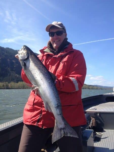 Columbia River Fishing Report and Forecast