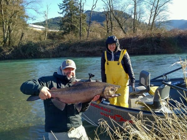 North Coast Fishing Report and Forecast November 15th, 2019