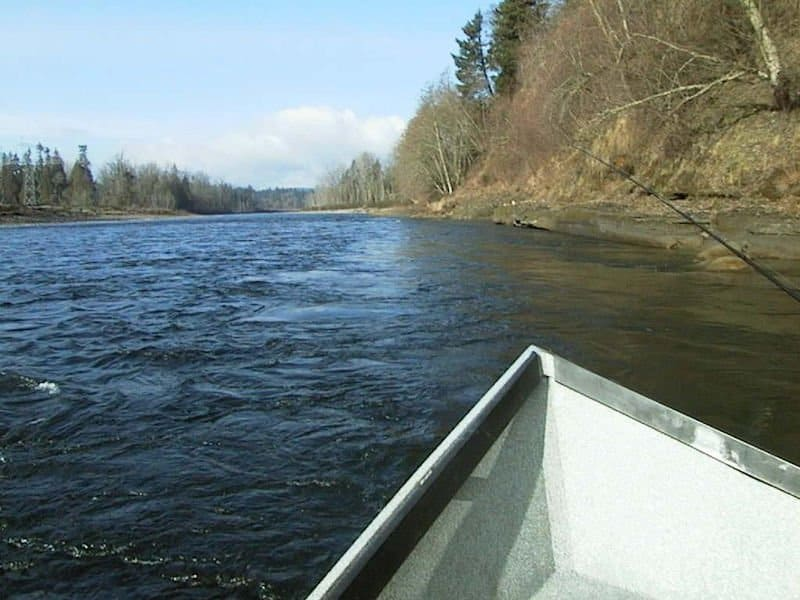 Clackamas and Sandy River Fishing Reports December 20th, 2019