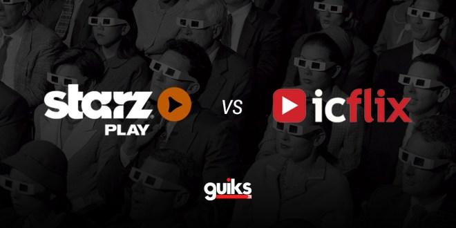 SVOD en Tunisie: Icflix ou Starz Play, que choisir ? (Mise à Jour)