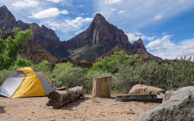 A Beginners Guide on a Desert Camping Trip
