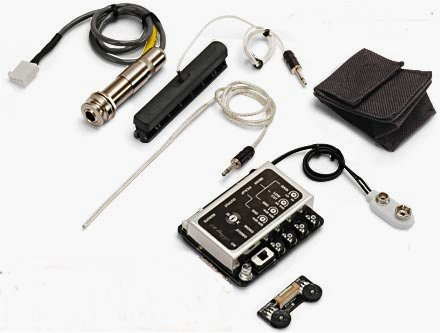 L.R. Baggs iMix System