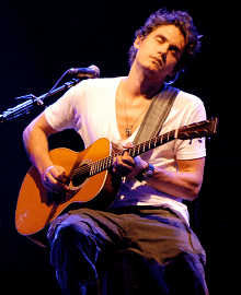 Top 25 Contemporary Acoustic Blues Guitarists - John Mayer