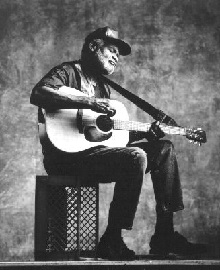 Top 25 Contemporary Acoustic Blues Guitarists - Ted Hawkins