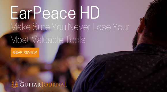EarPeace HD: Never Lose Your Most Valuable Tools
