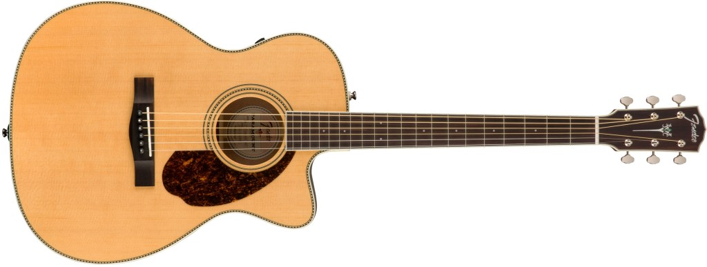 Best Fingerstyle Guitar Under $1,000 - Fender Paramount PM-3 Standard