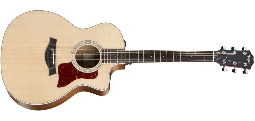 Best Fingerstyle Guitar Under $1,000 - Taylor 214ce Large