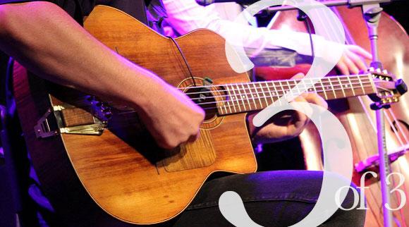 Gypsy Jazz Guitar Q & A: Part 3