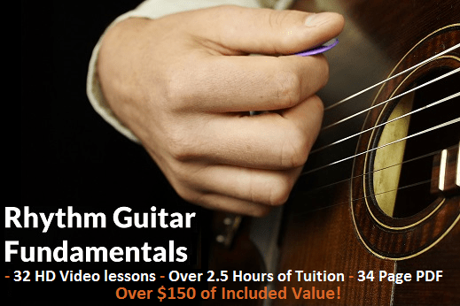 Gypsy Jazz Guitar Rythm Guitar Fundamentals