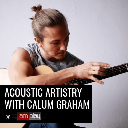 Acoustic Artistry with Calum Graham