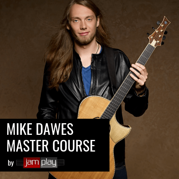 Mike Dawes Lessons - JamPlay