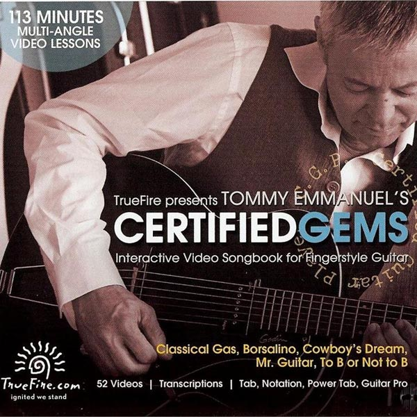 Certified Gems Vol 1