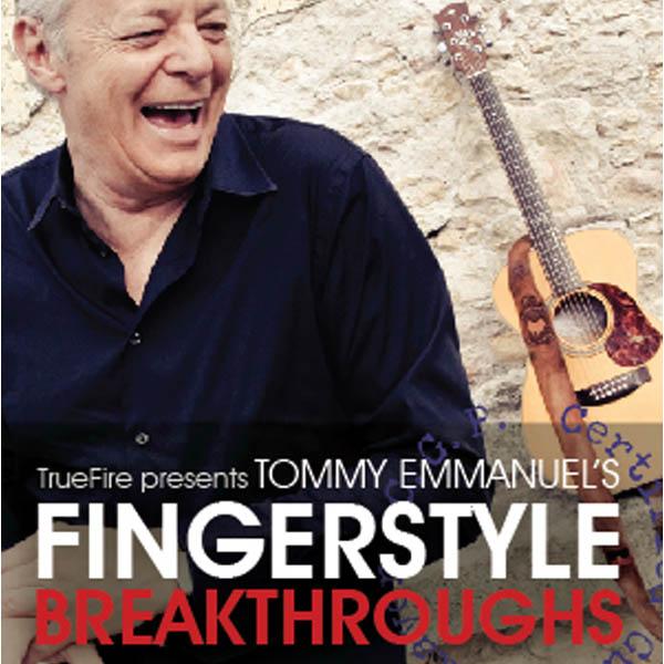 Fingerstyle Breakthroughs