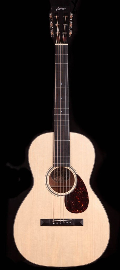 Collings custom 12 fret cutaway