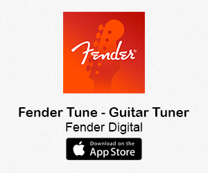Fender Tune - Guitar Tuner