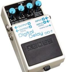 Boss DD-7 Digital Delay PedalImage