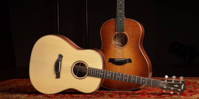 Taylor Grand Pacific dreadnought guitar