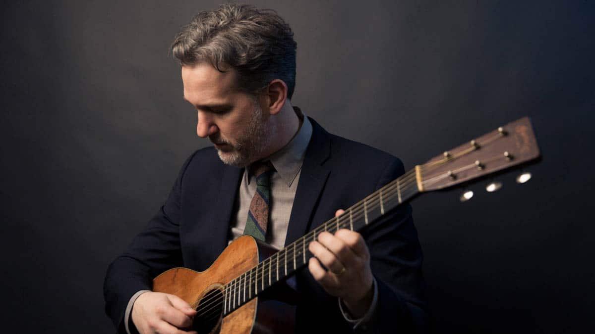 Header image for Bryan Sutton Flatpick Guitar lesson video