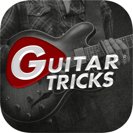 Guitar Tricks guitar lesson app icon