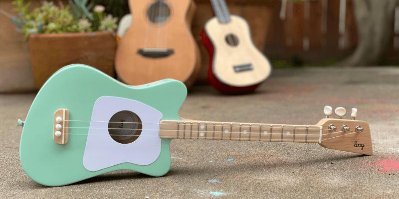 Header Image for Loog Mini Guitar Review