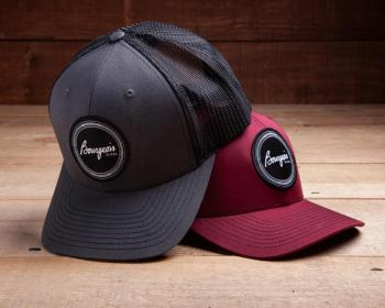 Bourgeois Guitars Vintage Rosette Patch Hat