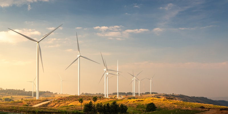 Fruch Guitars Expands Green Energy Sourcing - Wind Turbine Image