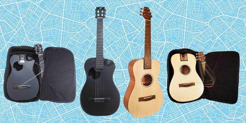 Journey Instruments Travel Guitars