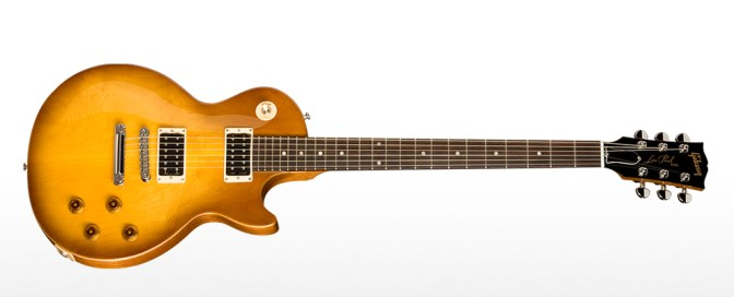 Les Paul Gibson, got any words of it?