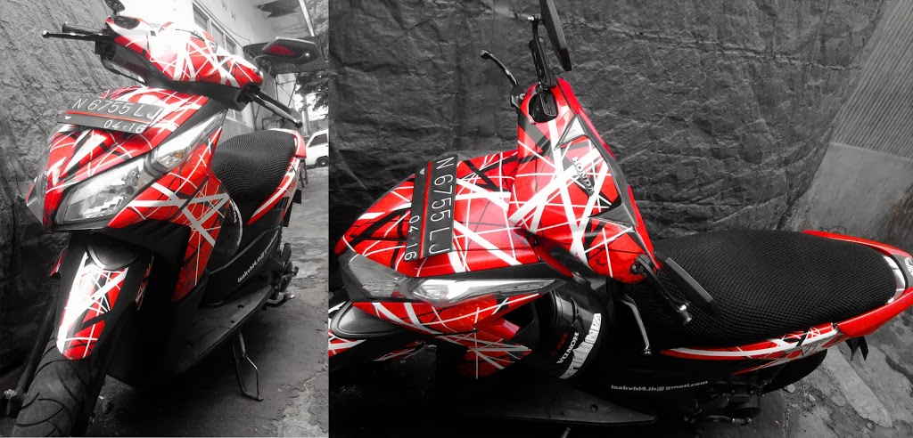 Is this Frankenstrat bike bothering you?