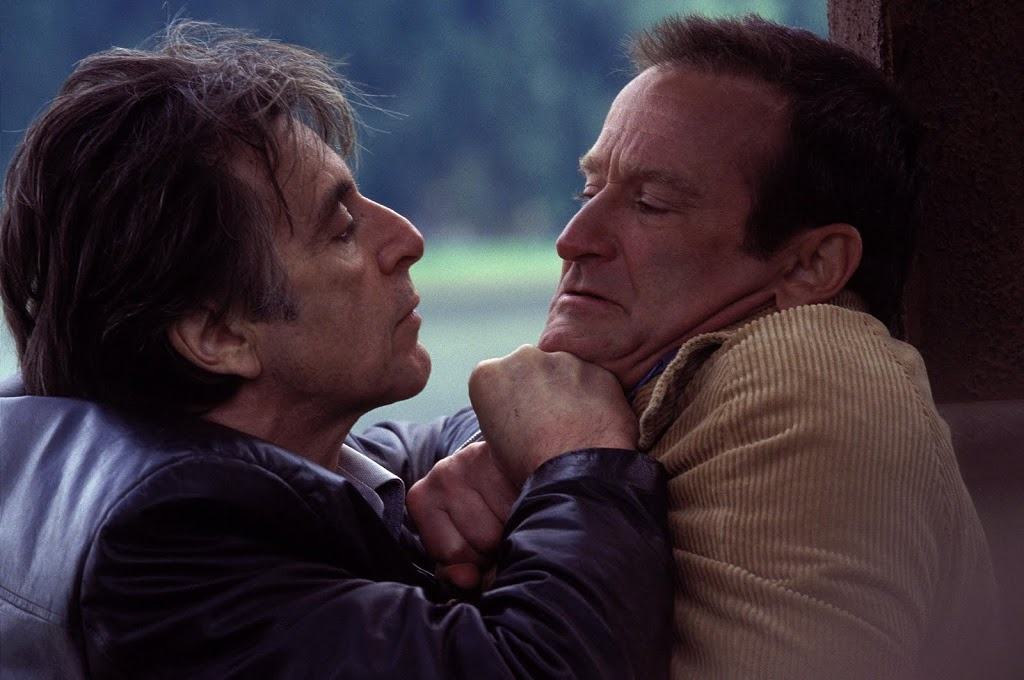 August Rush, no, Robin Williams i meant