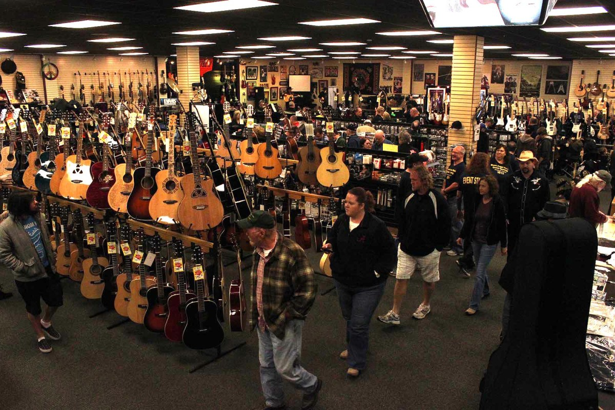 Black Friday – Cyber Monday Guitar Deals Hunting